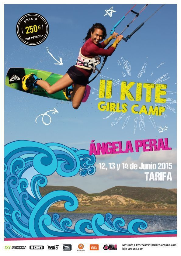 Cartel II KiteGirls Camp Definitivo